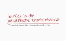 """Logo der Initiative von rentenbescheid24.de """"zurück in die gesetzliche Krankenkasse"""" krankenkasse-wechsel-dich.de"""